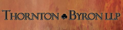 Thornton Byron LLP
